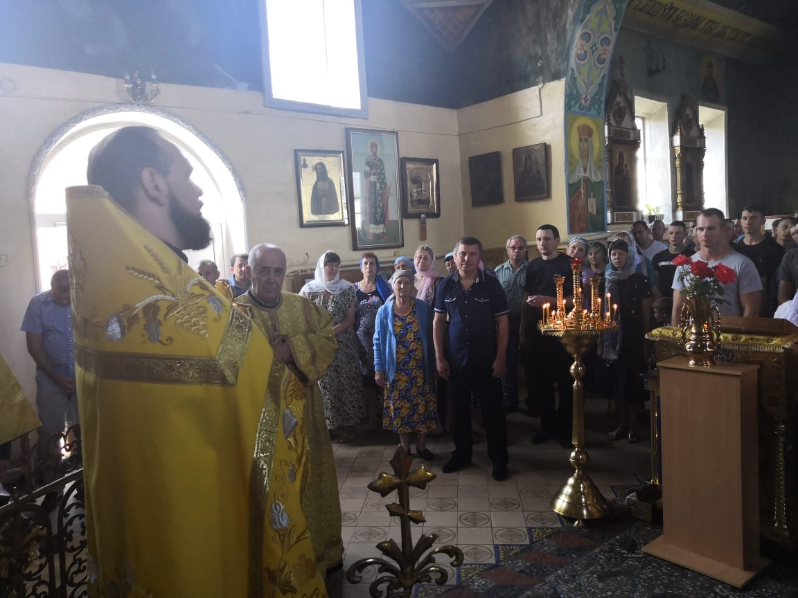Православные христиане Миллеровского округа отметили День Крещения Руси и День памяти великого равноапостольного князя Владимира