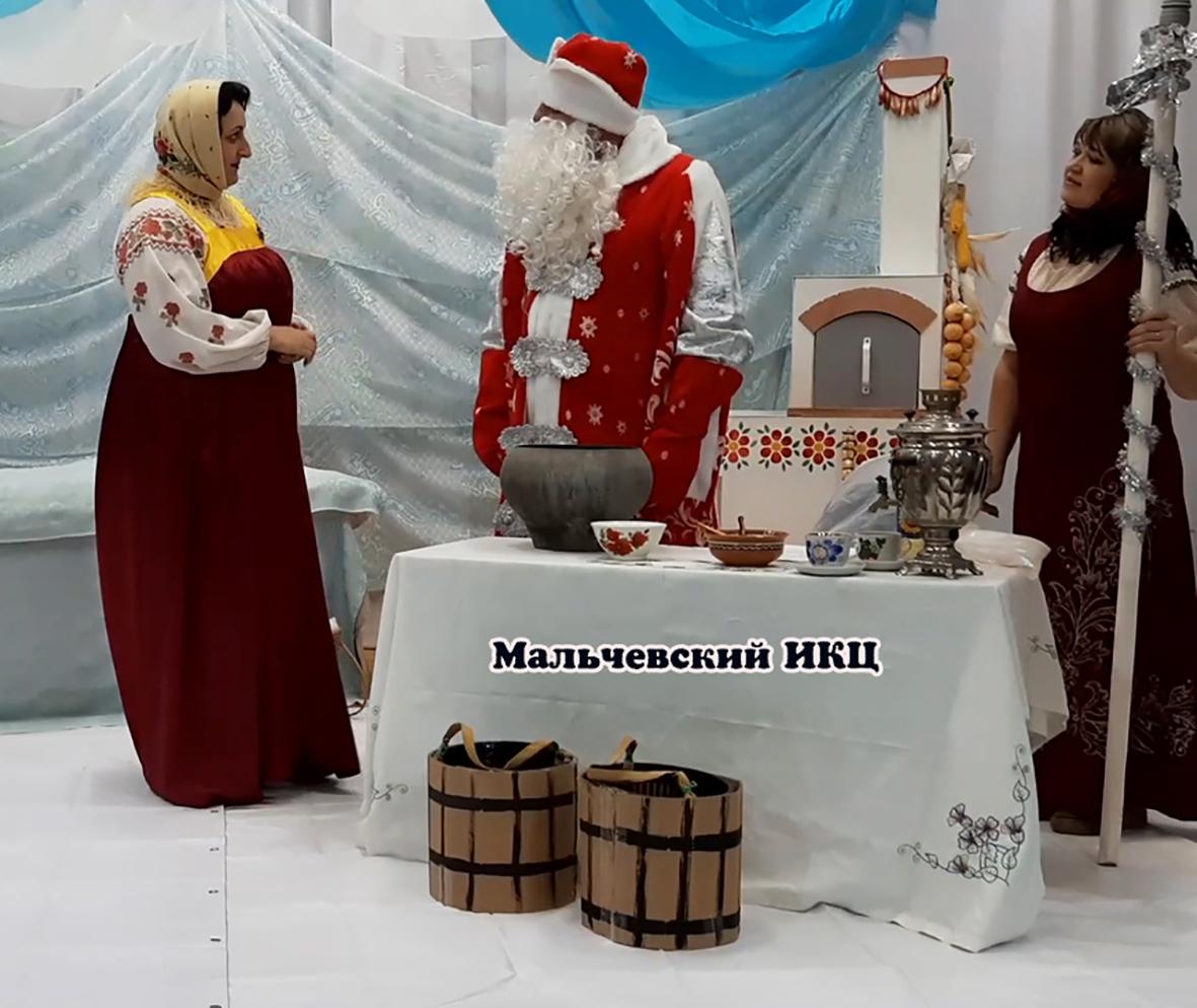 Дом культуры Миллеровского района провел дистанционный межрайонный фестиваль «Рождественские чудеса»