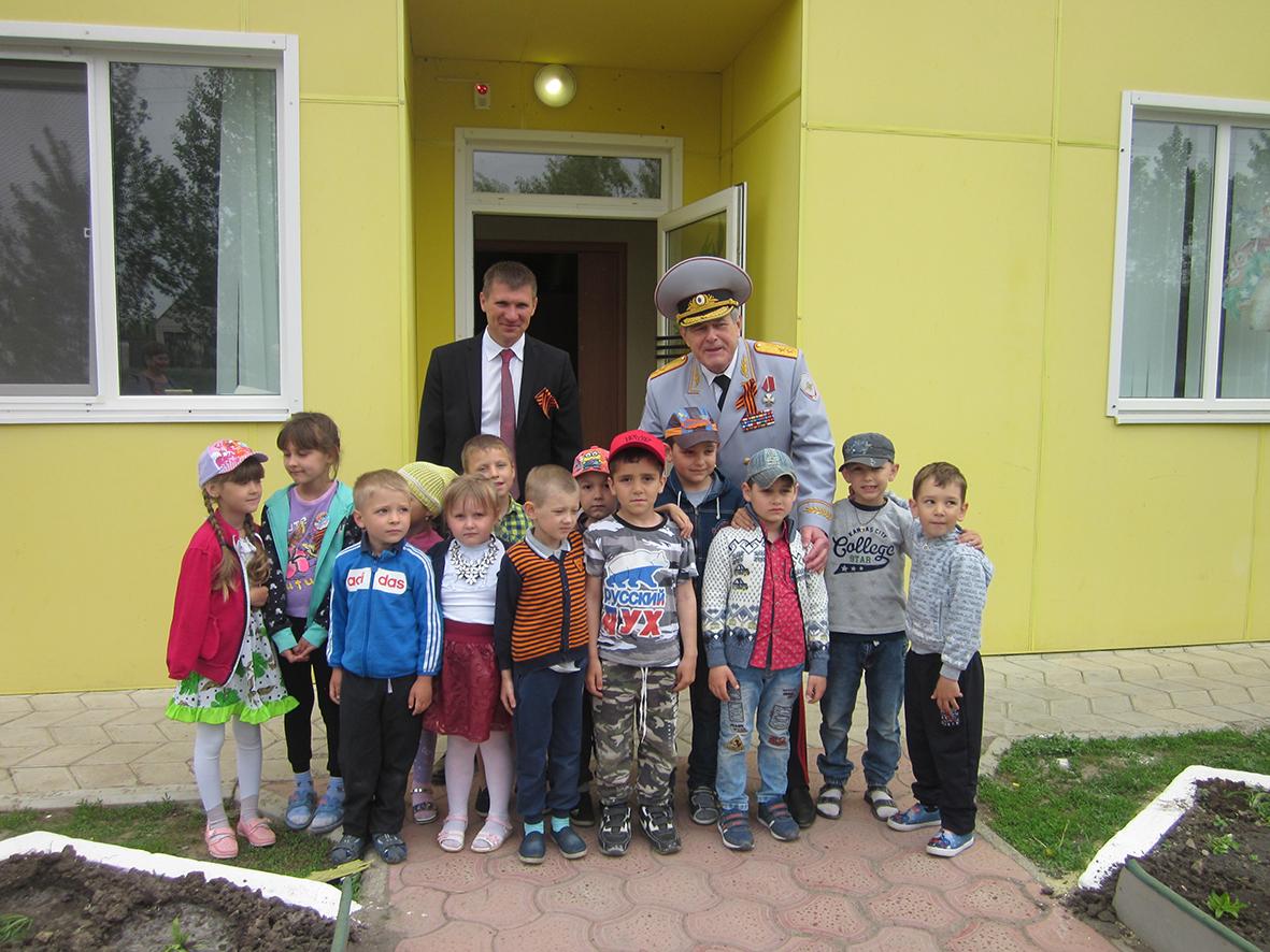 18 января 2021 года Сулинский детский сад отмечает свой первый юбилей