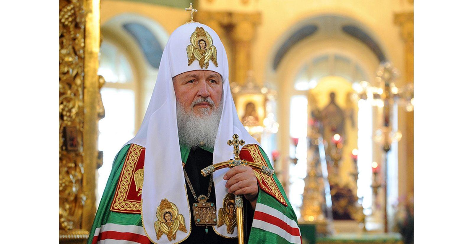 Патриарх Кирилл выступил с обращением по случаю празднования Дня православной молодежи