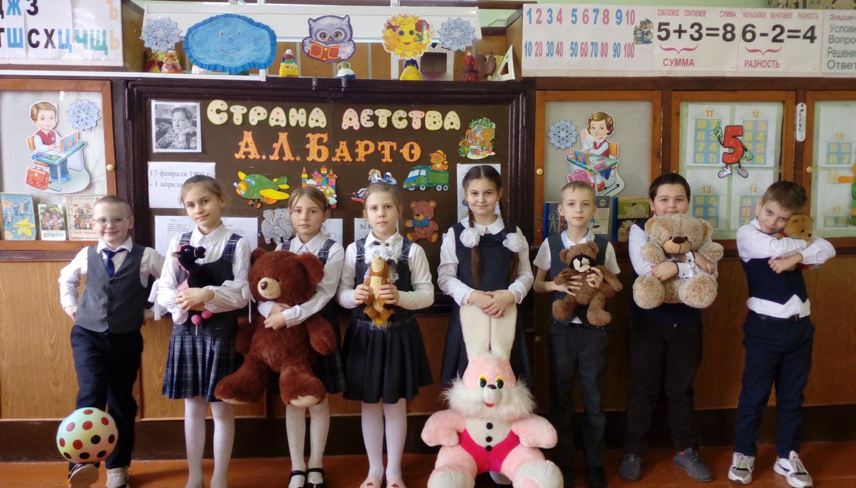 В Туриловской школе прошла неделя начальных классов