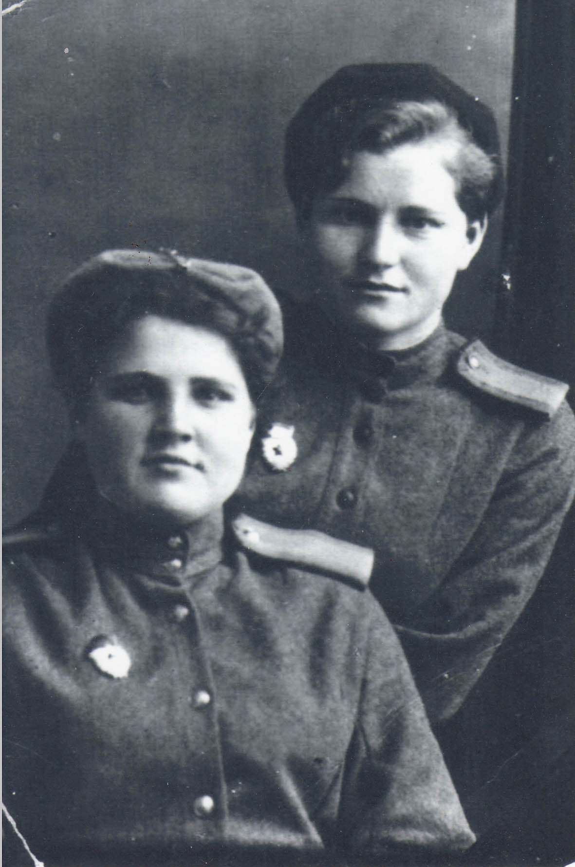 Нашлась племянница нашей землячки Василисы Пащенко, погибшей в 1945 году в Чехии