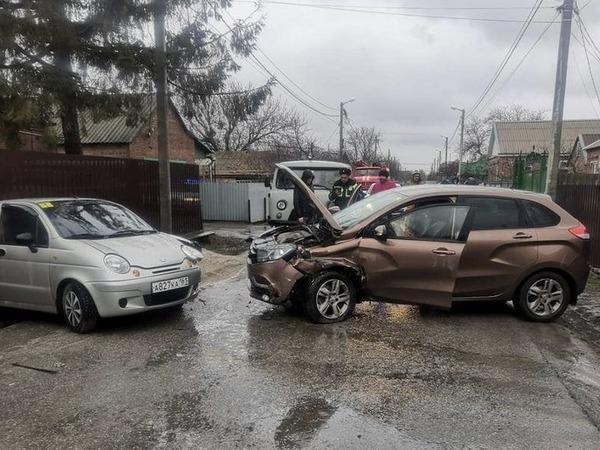 В Ростовской области в ДТП пострадала девятилетняя девочка