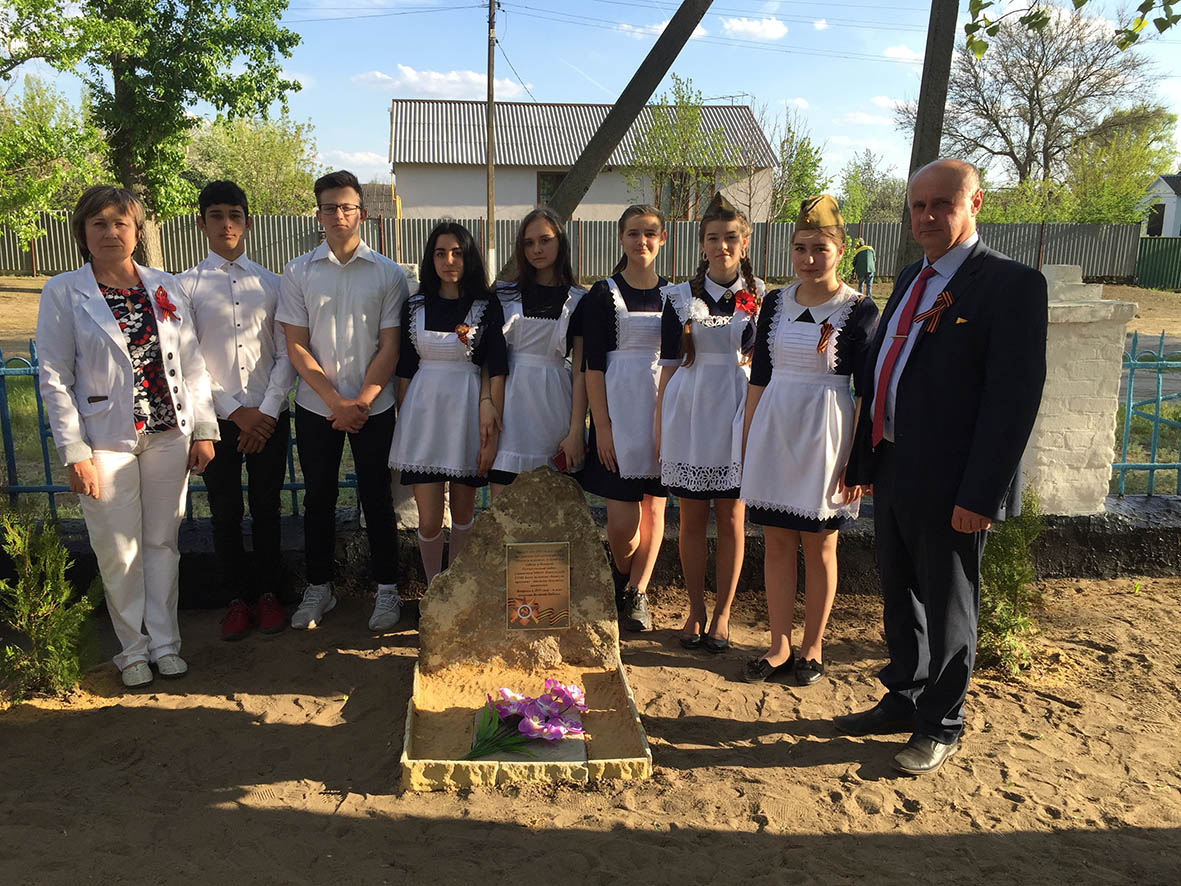 В Никольской школе заложили капсулу памяти с обращением к потомкам