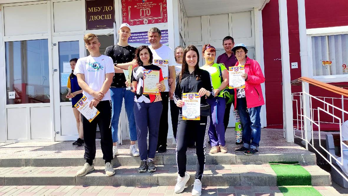 Пловцы Верхнеталовского поселения стали лучшими на муниципальном этапе Спартакиады Дона