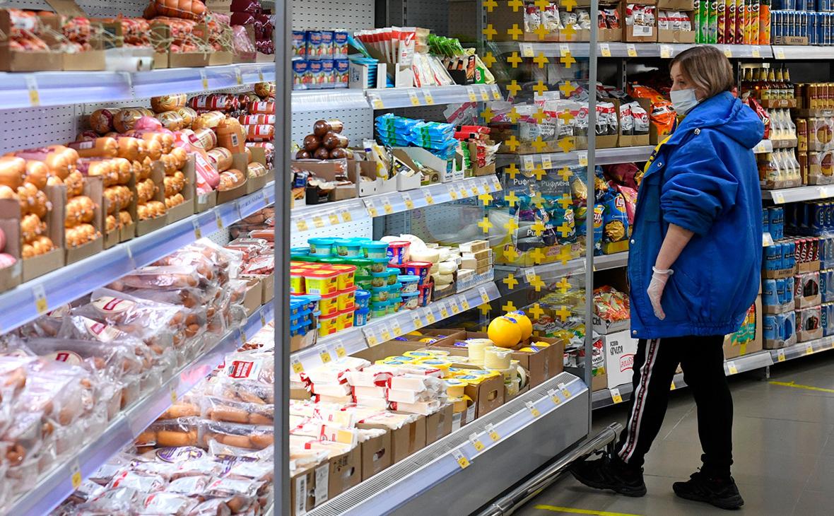 Цены на продукты растут из-за жадности, считает премьер Мишустин