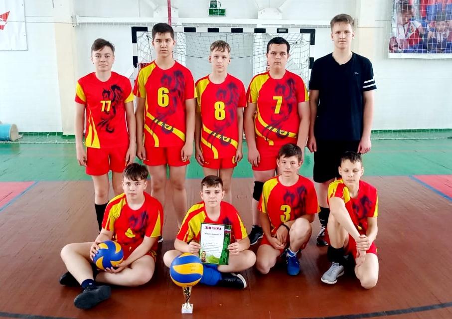В Миллерово прошли соревнования по волейболу
