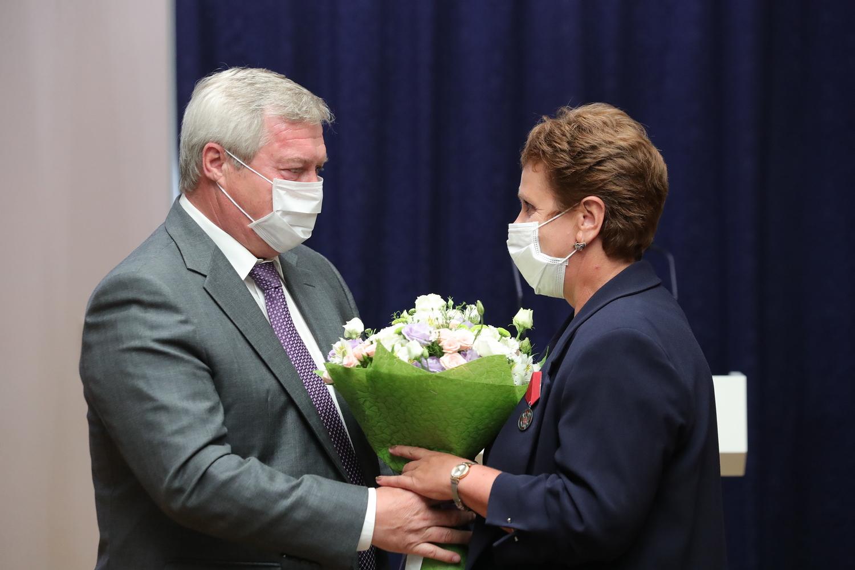 Губернатор: Донская земля сохраняет статус главной житницы России