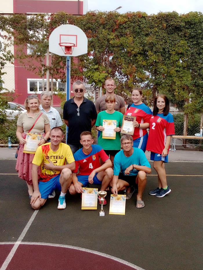 Миллеровцы одержали победу в зональной спартакиаде работников образования Ростовской области