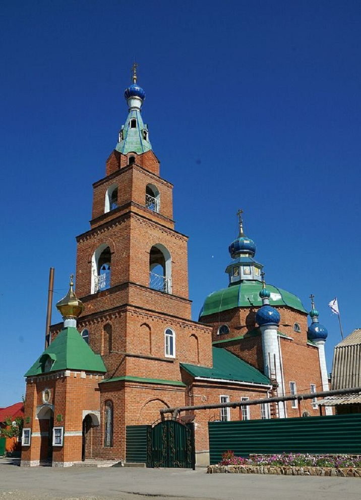 Расписание Богослужений в Свято-Андреевском храме г. Миллерово в сентябре 2021 г.