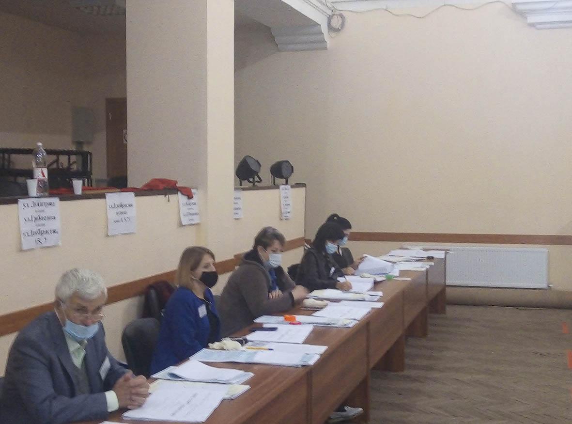 Жители маслозаводского поселка активно выражают свою гражданскую позицию
