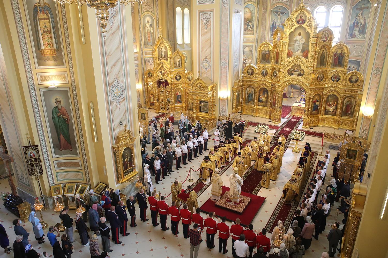 Православное сообщество Дона отметило 10-летие Донской митрополии