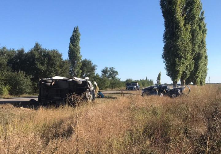 Смертельное ДТП:  женщина-водитель врезалась в Газель и погибла на месте