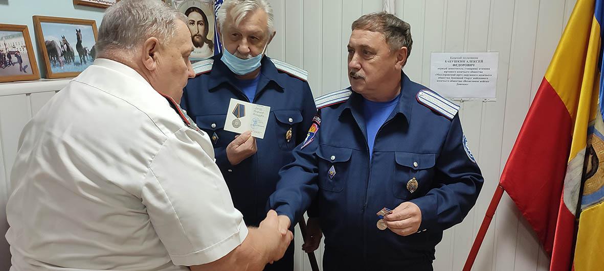 В штабе «Миллеровского юрта» прошло заседание Совета стариков