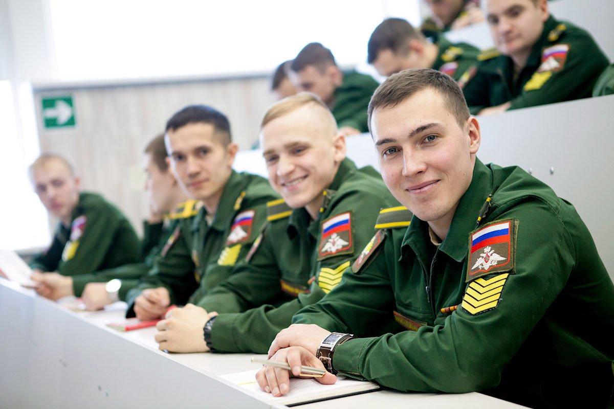 Объявлен набор в ВУЗы Министерства обороны